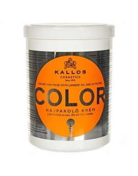 KALLOS MASKA KJMN COLOR 1L